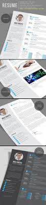 1073 Best Design Resumes Images On Pinterest Cv Template
