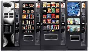 Used Vending Machines Dallas