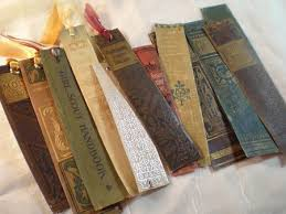 when old books are pletely beyond repair use the spine as a lovely old bookmark