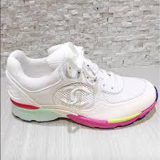 chanel trainers. chanel dubai cruise 2015 sneakers \u2013 personal shopper london shop trainers 3