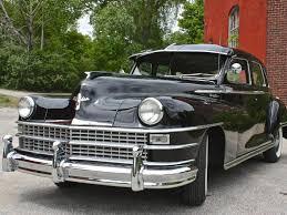 Auctions - 1947 Chrysler Windsor 4-Door Sedan   Owls Head ...