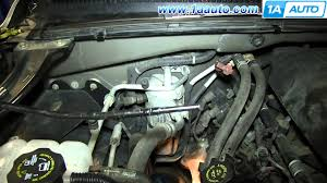 2000 silverado engine diagram how to install replace leaking oil dipstick tube 2000 06 silverado how to install replace leaking
