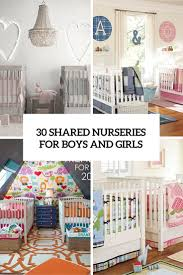 30 Cutest Shared Nurseries For Boys And Girls