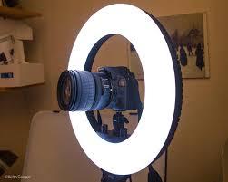 Studio Ring Light Uk Esddi Led Ring Light 14 Inch 3200k 5600k Dimmable