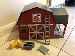 toy barn farm toys playset for kids