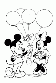 Small Picture Disney Coloring Pages Free Printable Mickey Mouse Coloring Pages