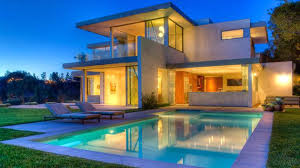 Lovely Swimming Pool House Designs Home Design Lover Houses With