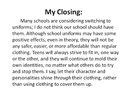 persuasive essay school uniforms << coursework writing service persuasive essay school uniforms