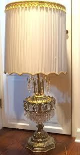 crystal chandelier table lamps antique vintage regency crystal chandelier table lamp crystal chandelier table lamps for crystal chandelier table lamps