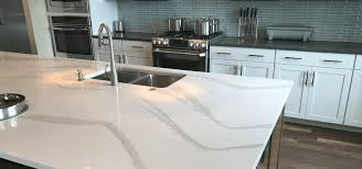 new granite island kitchen countertop