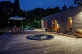 summer house lighting. Swimming Pool \u0026 Jacuzzi Outside Moorish Summer House At Night Lighting