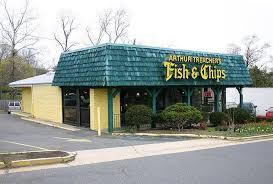 Arthur Treachers Fish Chips The Good Old Days