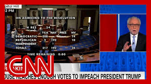 See moment Trump got impeached for ...