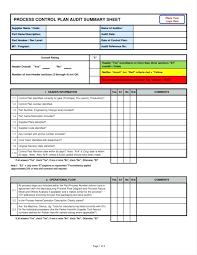 Audit Template Excel Westcoastgroup Co