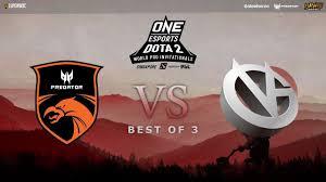 Tnc Design Vici Gaming Defeats Tnc Predator At One Esports E Sports