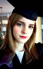 Emma Watson Graduates From Brown University—See the Star in Her Cap ...