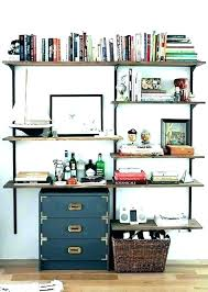 ikea office shelving. Exotic Desk With Shelves White And Bookshelf Office Shelving Ikea E
