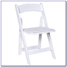 white wooden folding chairs for hire