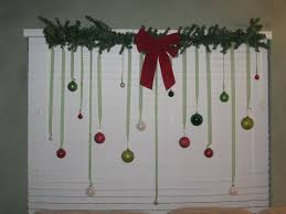 christmas office decoration ideas. Christmas Decoration Ideas Designed By Green Garland With Red Office I