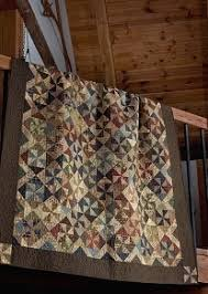Primitive Quilts and Projects Magazine & Country Pinwheel by Paula Barnes of Red Crinoline Quilts Adamdwight.com