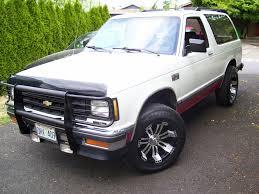 bball831 1986 Chevrolet S10 Blazer Specs, Photos, Modification ...