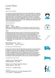Resume Templates For Nurses New Nursing Template Nurse Resume Examples Sample Registered Resumes
