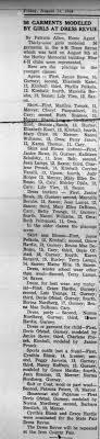 Janice Rice 4-h 8-13-1954 - Newspapers.com