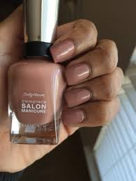 Nude Nail Polish for Dark Skin Women. B.E.A.U.T.Y Pinterest.