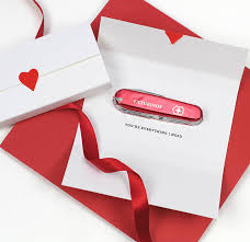 valentine s personalised card with chocolate for him