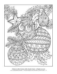 Free 92 Page Holiday Coloring Book Coloring Outside The Lines