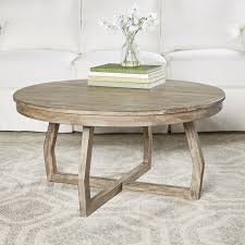 round wooden coffee table round coffee tables youll love wayfair circular wood coffee table large round wooden coffee table