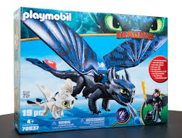 How To Train Your Dragon 3 Playmobil Light Fury How To Train Your Dragon 3 The Hidden World Playmobil