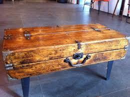antique tool box coffee table antique