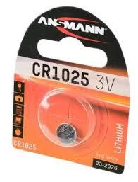 <b>Батарейка</b> ANSMANN <b>CR1025</b> — купить и выбрать из более, чем ...