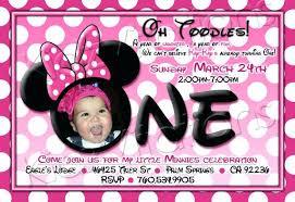 Minnie Mouse Invitation Card Cute Mouse Invitation Card Minnie Mouse