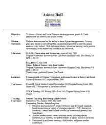 Sample Teaching Resume sample english teacher resume Alannoscrapleftbehindco 49