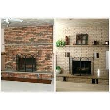 drywall fireplace ideas covering a stone fireplace with drywall ideas