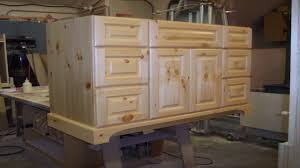 Painted Knotty Pine Painting Knotty Pine Kitchen Cabinets Grampus