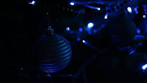 dark blue christmas background. Plain Dark Stock Video Na Tma Dark Blue Christmas Tree 100 Bez Autorskch  Poplatk 3134101  Shutterstock On Background R