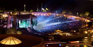 Sandia Casino Amphitheater Seating Chart Amphitheater Sandia Resort Casino