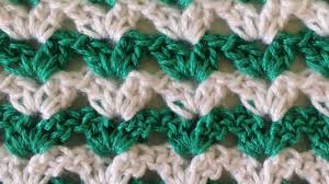 Youtube Free Crochet Patterns Impressive Stitch Repeat Shell 48 Free Crochet Pattern Right Handed YouTube