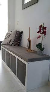foyer furniture ikea. Hallway Bench Ikea Kallax Pinteres Regarding Storage Ideas Foyer Furniture