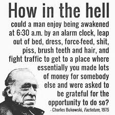 Bukowski Quotes Stunning Charles Bukowski Factotum Quote Explained And Elaborated Coolnsmart