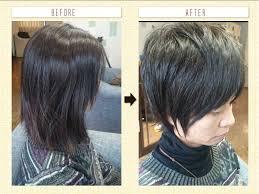 美容師解説ハチ張りの女性に似合う髪型は