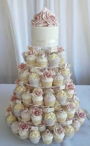 Pretty Cupcake Tower Google Search Book Party Wedding Cakes