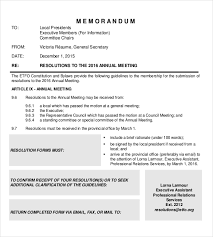 Executive Memo Templates Stunning 44 Executive Memo Templates Free Sample Example Format Download