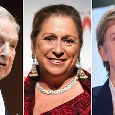 Abigail Disney and George Soros say: Tax the wealthy more      foxcarolina.com