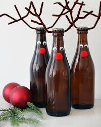 Decorating Beer Bottles 100 DIY Beer Bottle Decorations For The Holidays Frankenmuth Brewery 2