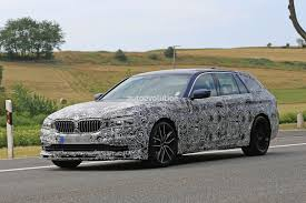 BMW Convertible fastest bmw model : 2017 BMW Alpina B5 Touring G31 Spied, To Be the Fastest Next-Gen 5 ...