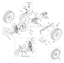 2011 troy bilt bronco drive belt diagram 2011 troy bilt 21d 644d266 parts list and diagram 2011 on 2011 troy bilt bronco drive belt